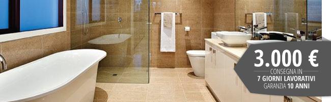 offerta ristrutturazione bagno